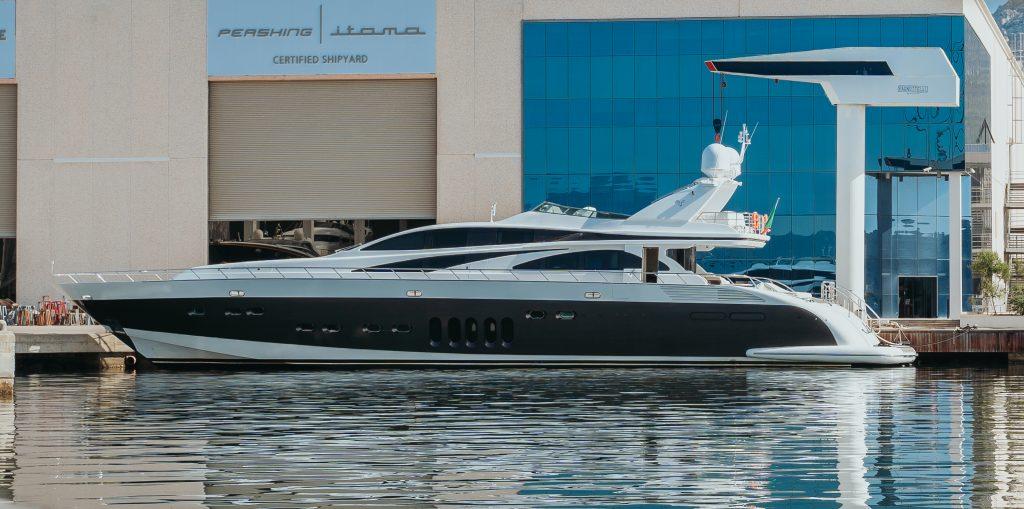 Italyachts Leopard 32 SNO Yachts