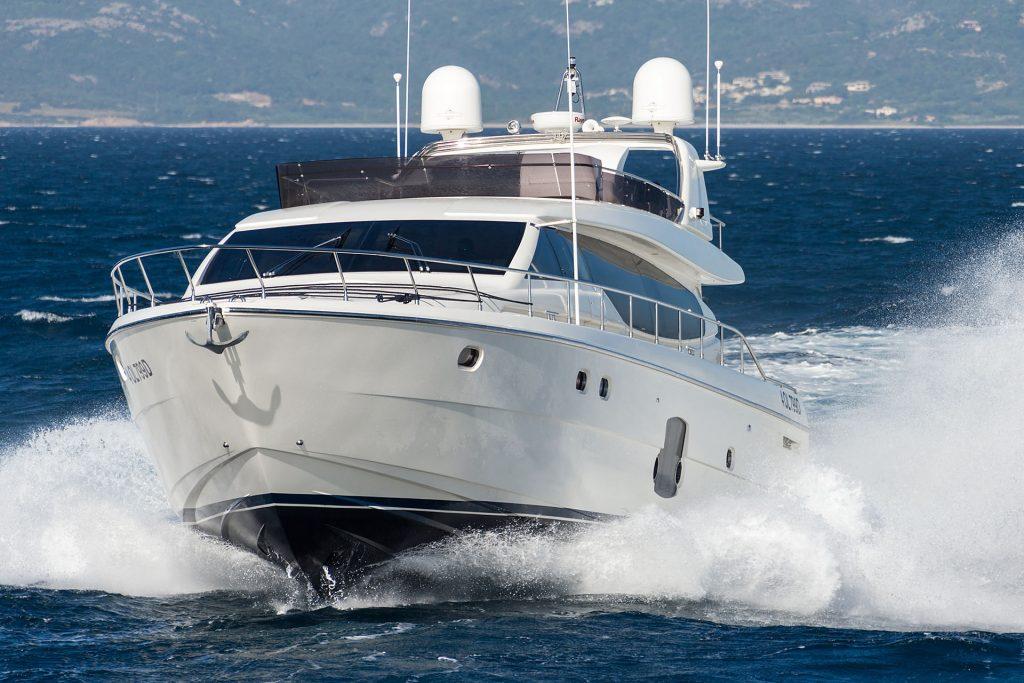 SNO Yachts Ferretti