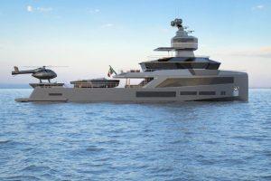 Monaco Yachts Show 2021 SNO Yachts Abu Dhabi Ship Building