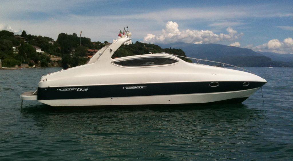 Abbate primatist G36 SNO Yachts